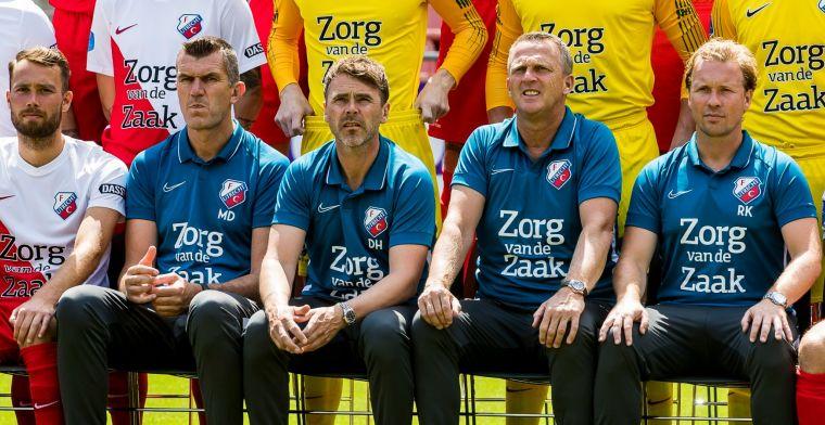 Het FC Utrecht van Van den Brom: nieuwe regisseur en luxeproblemen in de aanval