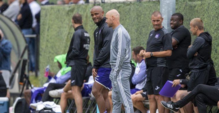 Ambitieuze Kompany spiegelt zich aan Ajax: 'Dat moet Anderlecht ook kunnen'