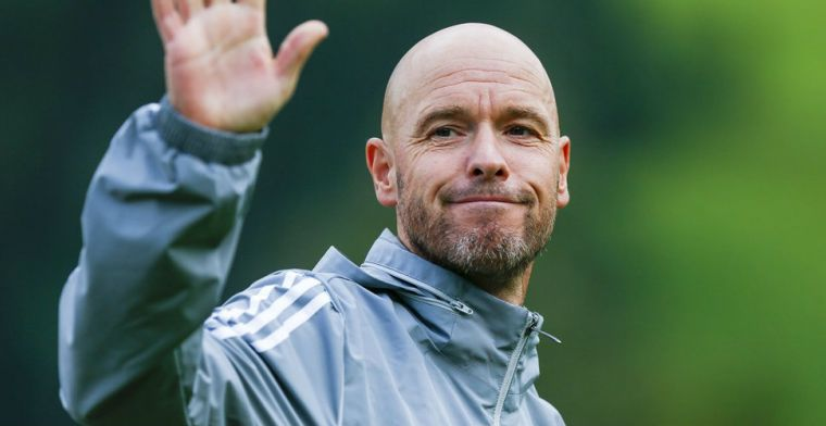 Ten Hag laat zich verrassen: 'Onmisbaar voor Ajax, onmisbaar voor Nederland'