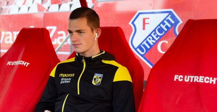 'Heerenveen zoekt Odgaard-concurrent en denkt aan deal met Vitesse'