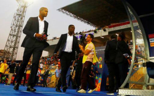 Afbeelding: Nieuws uit Kameroen: Seedorf en Kluivert mogen op zoek naar nieuwe werkgever