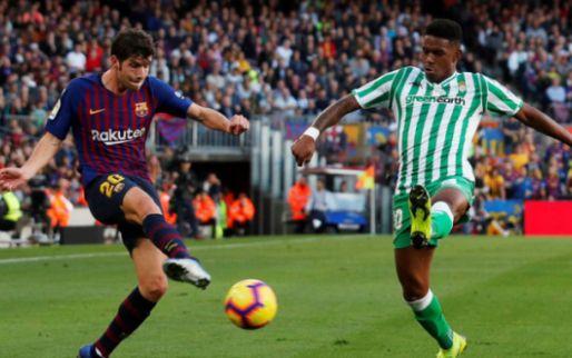 Afbeelding: 'FC Barcelona nadert komst van Europees kampioen en beoogde concurrent Alba'