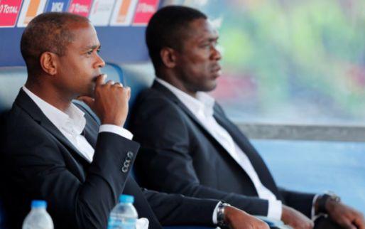 Afbeelding: 'Seedorf moet weg bij Kameroen na Afrika Cup-fiasco en frictie met Kluivert'