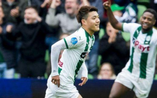 Afbeelding: Doan aast op vertrek bij FC Groningen: 'Daar gaat mijn voorkeur naar uit'