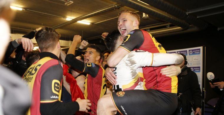 UEFA heeft goed nieuws voor KV Mechelen, Malinwa mag voorlopig naar Europa League