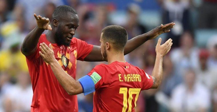 'Inter zet vol in op Lukaku en gaat megabod neerleggen bij Manchester United'