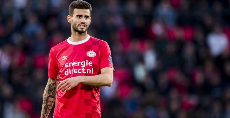 'Nieuwe optie dient zich aan voor Pereiro: PSV wil 10 tot 15 miljoen euro'