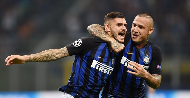 'Nainggolan gaat mee op oefenkamp met Inter, maar moet nog altijd vertrekken'