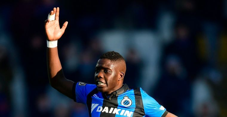 'Club Brugge overweegt juridische stappen tegen Nakamba en zijn entourage'