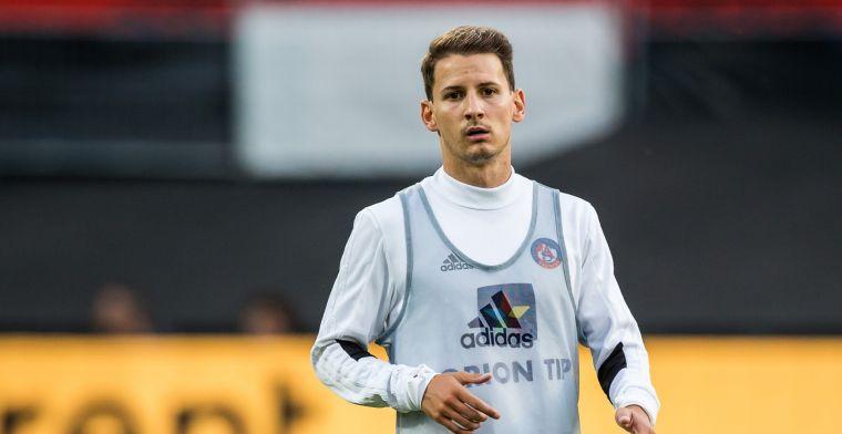 Sleegers ruilt AS Trencin in voor Nederland: Er waren andere clubs met interesse