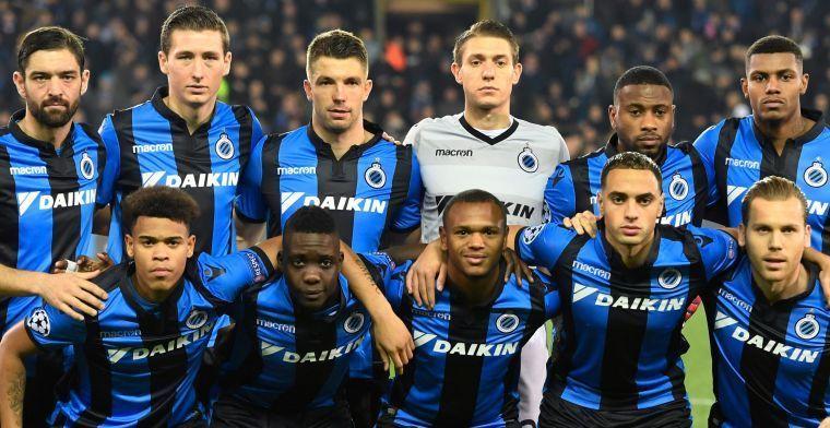 'Club Brugge heeft nieuwe tester op proef als mogelijke opvolger Nakamba'