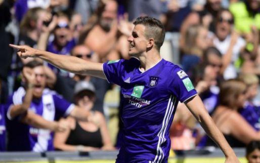 Afbeelding: 'Santini slaat buitenlandse aanbieding af, Anderlecht rekent op vertrek'
