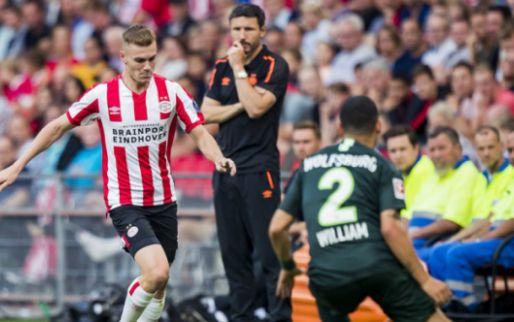 """Van Bommel ziet Toni Lato debuteren: """"We brachten hem vaak in moeilijkheden"""""""