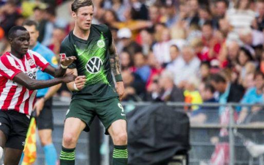 Werk aan de winkel voor Van Bommel: PSV faalt voor test en verliest van Wolfsburg
