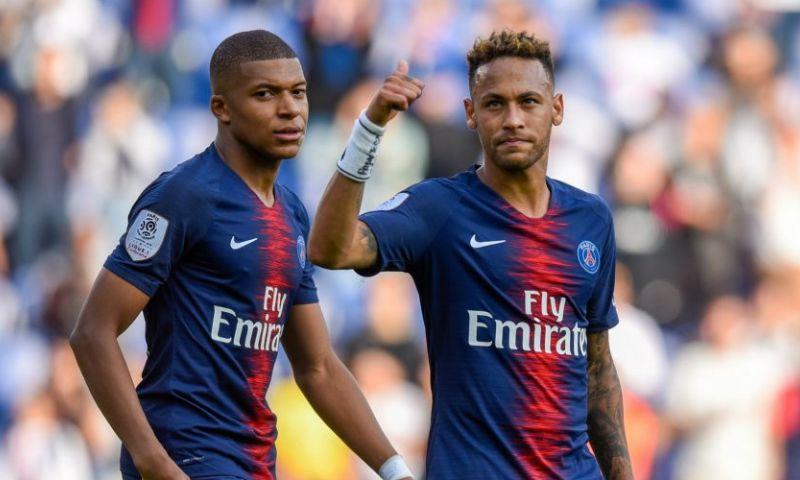 Afbeelding: L'Equipe: Barça doet mondeling bod van 40 miljoen plus twee spelers voor Neymar