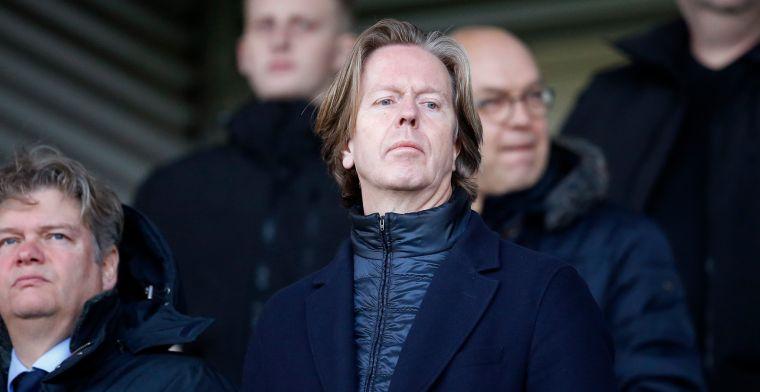De Jong weg bij Feyenoord: 'Kan me in een aantal beslissingen niet vinden'