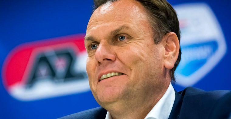 Vermeulen wijst topkandidaat Feyenoord aan: 'Hij stond eerder al op de lijst'