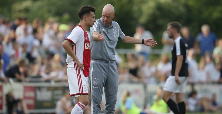 Ajax niet met sterkste elf tegen PSV: 'In principe spelen we met huidige groep'