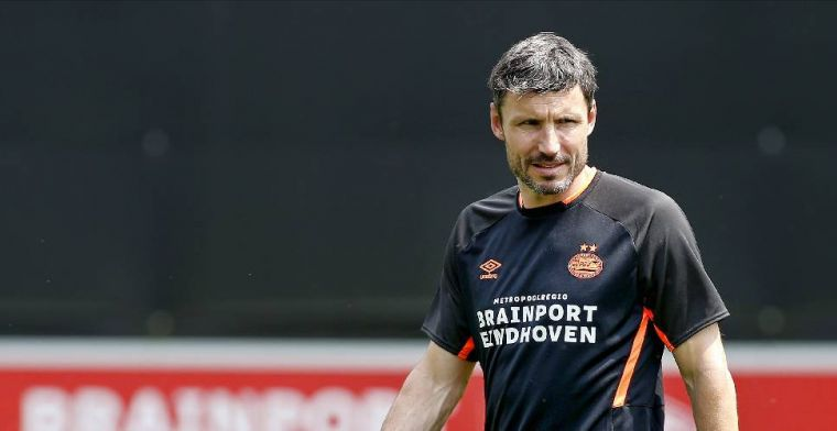 PSV maakt opstelling bekend: Lato debuteert, Zoet captain, Lammers op tien