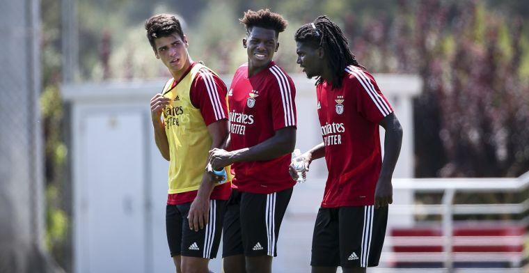'Juventus haalt wonderkind van Benfica naar Turijn: 10 miljoen euro'