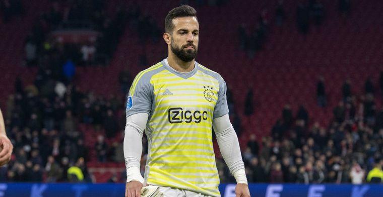 Lamprou koos voor Vitesse: 'Wil niemand tekort doen, dat is ook een mooie club'
