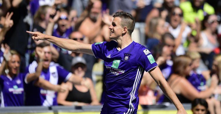 'Santini slaat buitenlandse aanbieding af, Anderlecht rekent op vertrek'