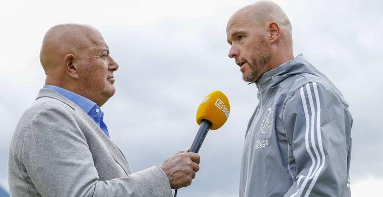 Ten Hag vindt Ajax geen koopclub: 'Maar wij hanteren niet de olympische gedachte'