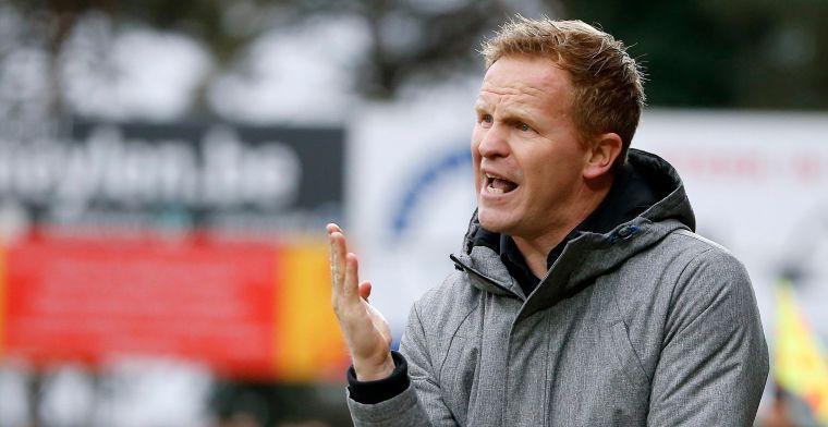 """Vrancken reageert teleurgesteld: """"Sportief succes wordt niet beloond"""""""