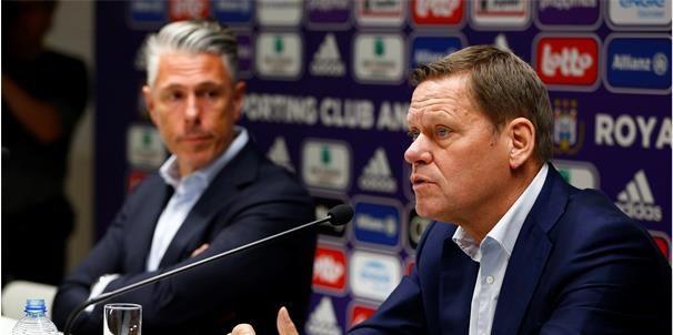 'Arnesen reist af naar Londen om Anderlecht aan transfers te helpen'