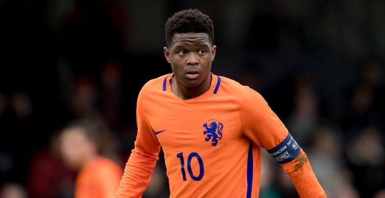Kicker: Hertha BSC dicht bij binnenhalen Nederlands jeugdinternational