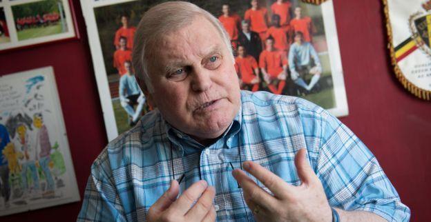 Voetbalwereld neemt afscheid van Waseige, Standard plant eerbetoon