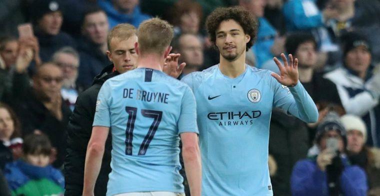 Manchester City verhuurt Sandler: 'Met Philippe halen we een talentvolle speler'