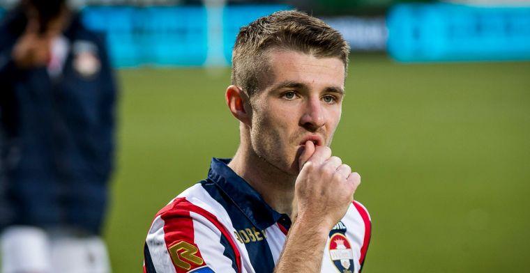 Britse media: Willem II is bijna rond en laat Crowley naar Championship gaan