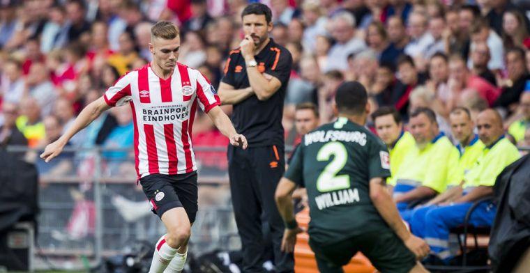 Van Bommel ziet Toni Lato debuteren: We brachten hem vaak in moeilijkheden