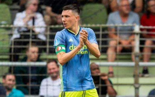 Ferme taal Feyenoord maakt geen indruk: 'Ik denk dat Berghuis gaat'