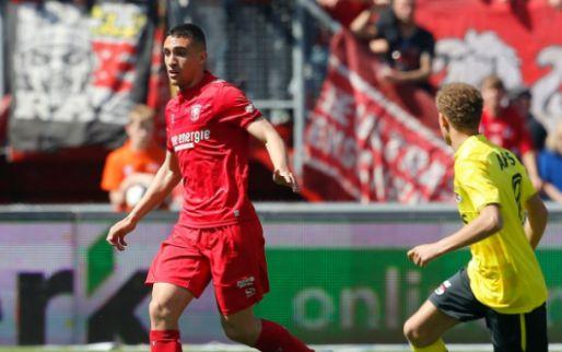 'Ik wil niet naar een andere club vertrekken, ik wil naar FC Twente'