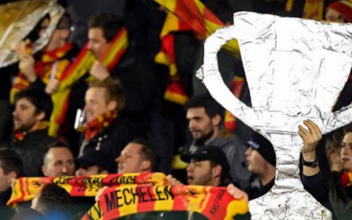 Afbeelding: Goed nieuws voor één 1B-club of amateurclub, Bye vervangt KV Mechelen
