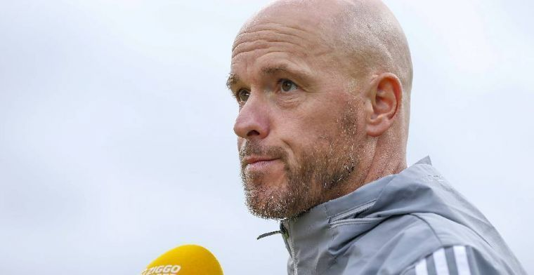 Ajax niet 'klaar' op transfermarkt: 'Als we betere tegenkomen, proberen we het'