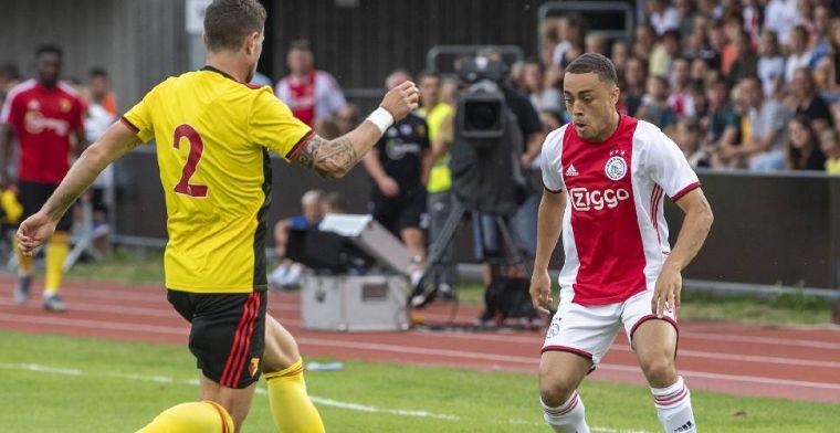 Janmaat: 'Het is best een puinhoop, maar ik volg Feyenoord altijd nog'