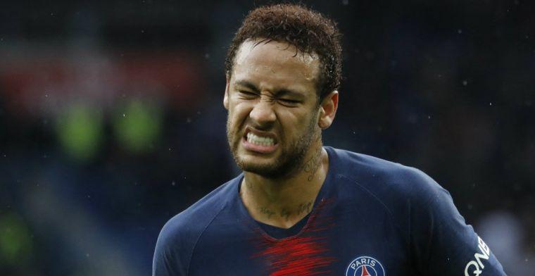 Bijzondere wending: Juve praat met vader Neymar