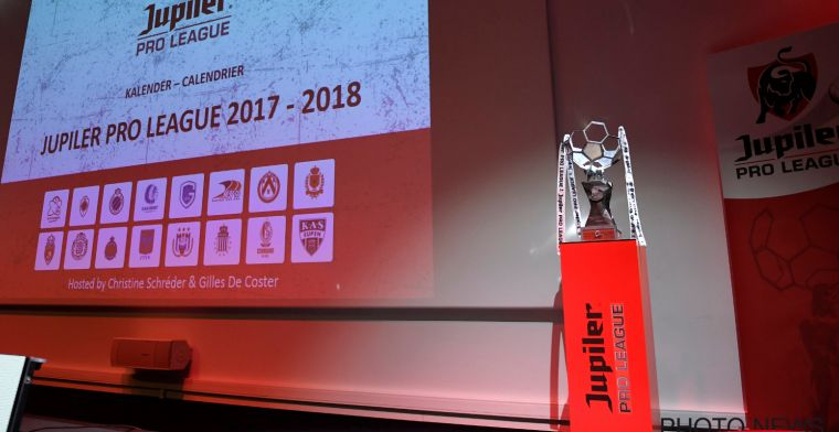 """Komend seizoen minder VAR in de Jupiler Pro League: """"Er waren te veel fouten"""""""