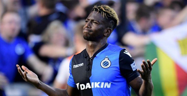 Club Brugge mag weerzien vergeten, ex-speler reist niet mee naar België