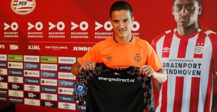 PSV voorlopig nog zonder Afellay: 'Je kunt niet van nul naar honderd'
