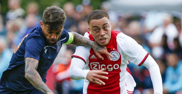 Lof voor Ajax-back Dest: 'Hij is bijna net zoals de Braziliaanse backs'