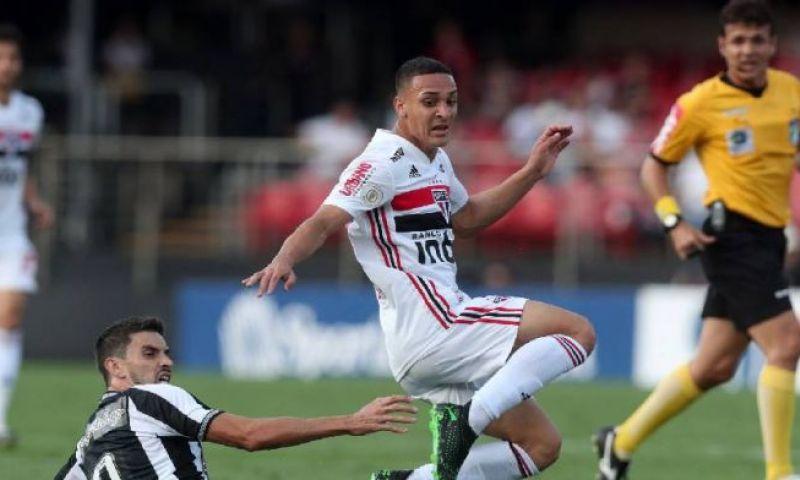 Afbeelding: 'Sao Paulo leert van Neres-situatie en wees al bod van 20 miljoen op Antony af'