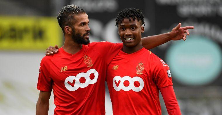 OFFICIEEL: Standard verlengt contract van Belgisch-Congolese middenvelder