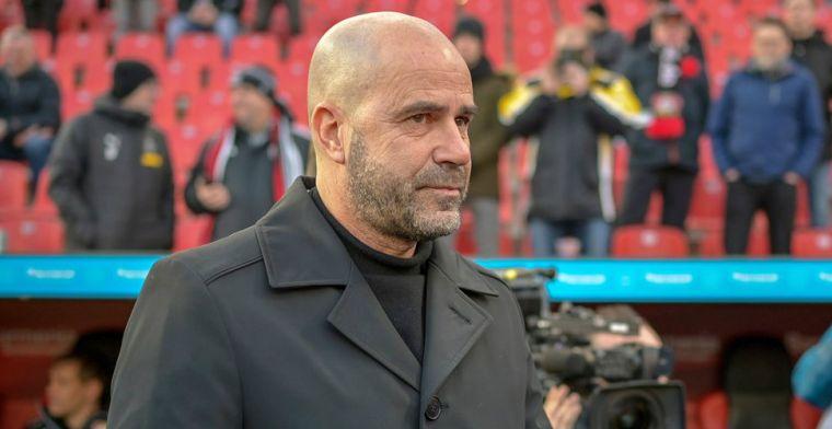 Bosz wuift kritiek weg: 'Met Ajax kwam ik in de finale van de Europa League'