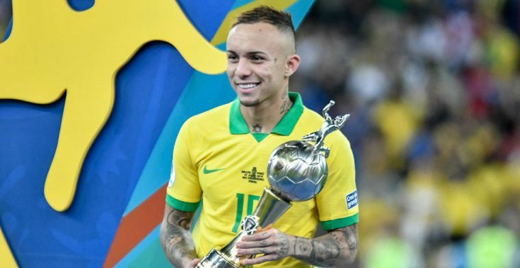 'Arsenal werkt aan drie transfers: voorstellen voor Zaha én Braziliaanse spits'