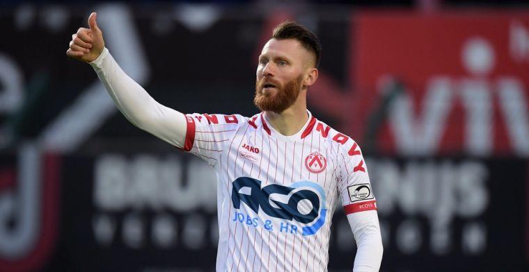OFFICIEEL: KV Kortrijk ziet Chevalier alweer vertrekken