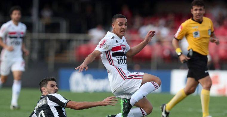 'Sao Paulo leert van Neres-situatie en wees al bod van 20 miljoen op Antony af'